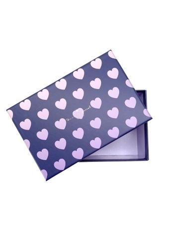 Klosh Gift Box - Purple Hearts 0DD93HL6D2A05BGS_1