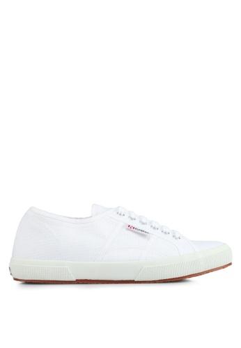 Superga white Plus Cotu Sneakers E2235SH4D89327GS_1