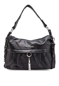 Shoulder Bag with Charm