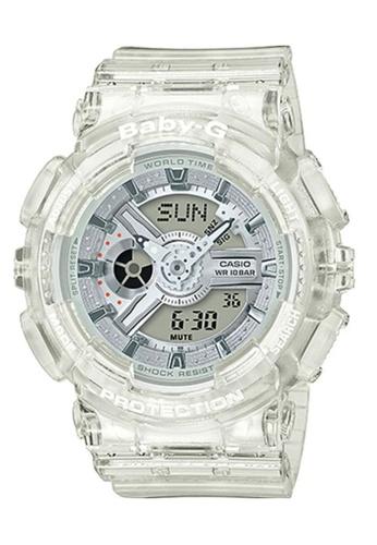 CASIO Casio Baby-G Clear Resin Watch EE240AC5675C10GS_1