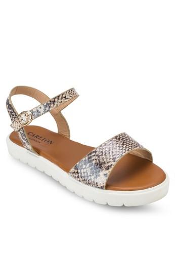 Platform Sandalsesprit 雨傘, 女鞋, 鞋