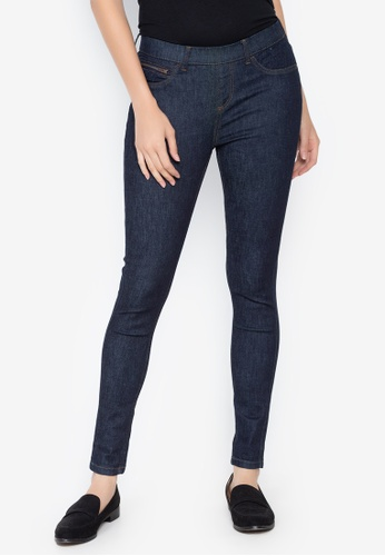DEBENHAMS blue Red Herring - Rh Denim Georgia Jegging 11DF8AA359B2A3GS_1