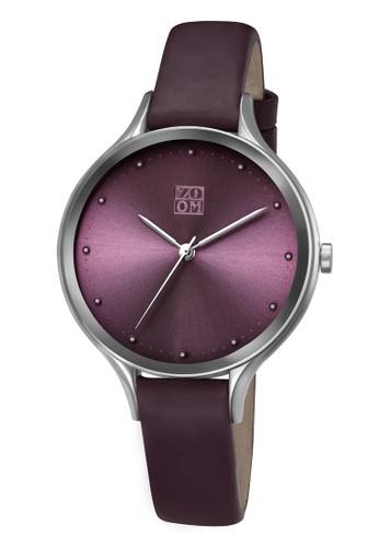Zoom purple Casual Women's Watches ZM 3837L.2513 DE35BACDE2CC83GS_1