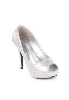 31784284fae 36% OFF Alfio Raldo Alfio Raldo Sparkly Dust Coated Heels RM 168.00 NOW RM  108.00 Available in several sizes