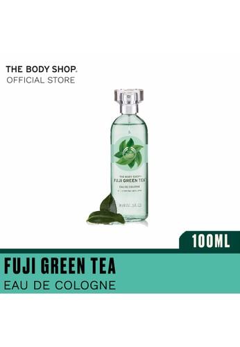 The Body Shop green Fuji Green Tea Eau De Cologne 100Ml 85302BEF6C26A1GS_1