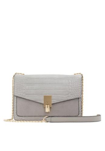 ALDO grey Gorlle Crossbody Bag E835EACCE353BBGS_1
