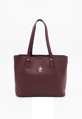 d059d42ae183 Beverly Hills Polo Club Nailed It Tote Bag A2FC2AC1B595E2GS 1