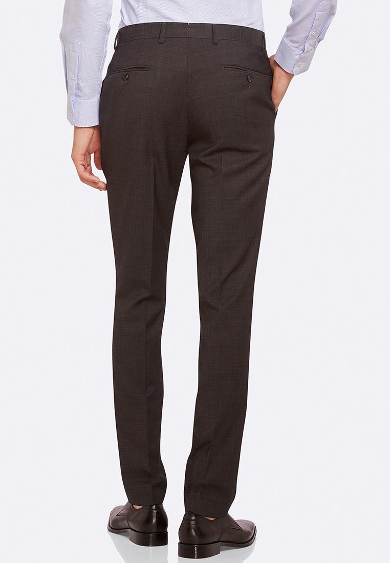 Trouser Oxford Suit Auden Wool Charcoal wTnExRPtq