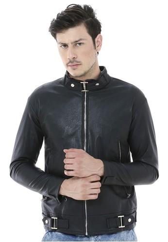 Harga Crows Denim - Bikers Style Trend Jacket - Coklat - PriceNia.com 96ce972444