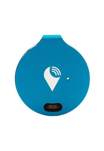 TrackR TrackR Bravo Bluetooth Tracker - Blue [1 Unit] TR531AC0GYDJSG_1
