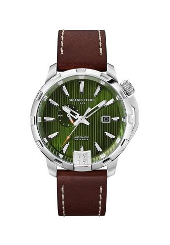 Giorgio Fedon 1919 brown Timeless VIII GFCI005 2D74AAC8876BCFGS_1