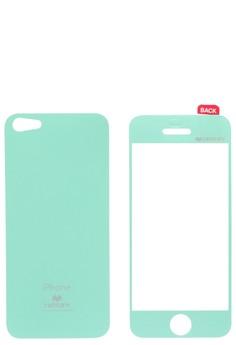 Mercury Case Color Mirror Film iPhone 5 [Mint]