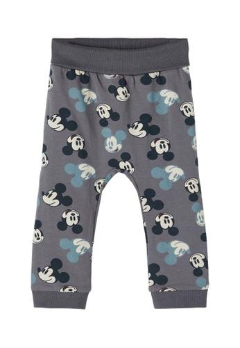 NAME IT grey Mickey Alinas Pants B3598KA10861ABGS_1