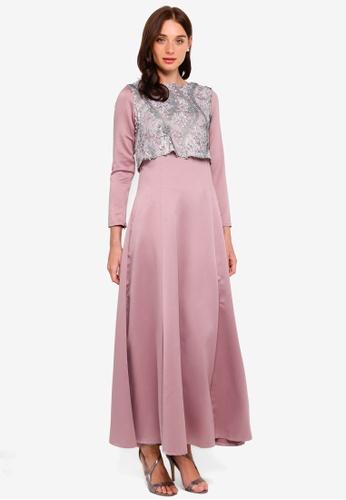 Lagendas purple SONIA DRESS 84F60AAAAA04F3GS_1