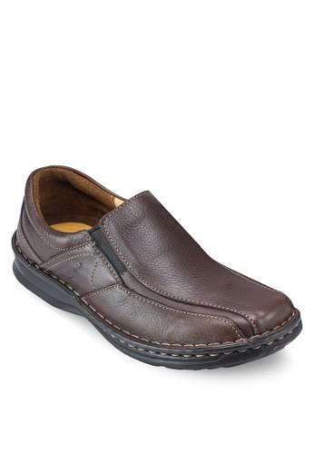 JACOB 經zalora鞋子評價典圓頭樂福鞋, 鞋, 鞋