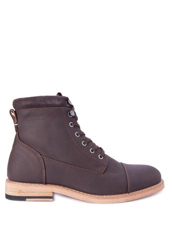 Call It Spring brown Rosciolo Boots CA427SH0KL71PH_1