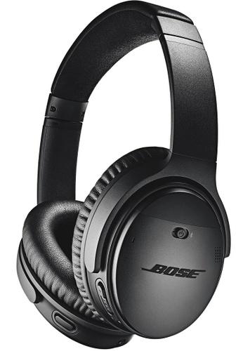 Bose BOSE QUIETCOMFORT35 WIRELESS HP SII BLACK 45731ESEA93280GS_1