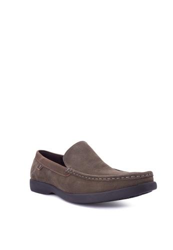 Kickers green Vidor Casual Shoes KI766SH0JFLCPH_1