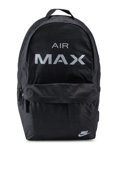 6288379d2e9 Nike black Nike Air Max Backpack 4042CACBE5331DGS 1