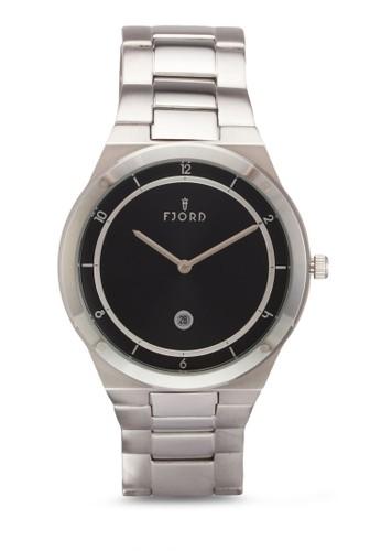 Thorzalora時尚購物網的koumi koumid 簡約雙指針手錶, 錶類, 飾品配件