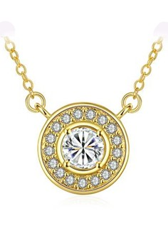 Royal Diamond Gold Necklace