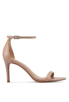 3671599422b1 Banana Republic beige Bare High Heel Sandals 9251ASHC776BF6GS 1