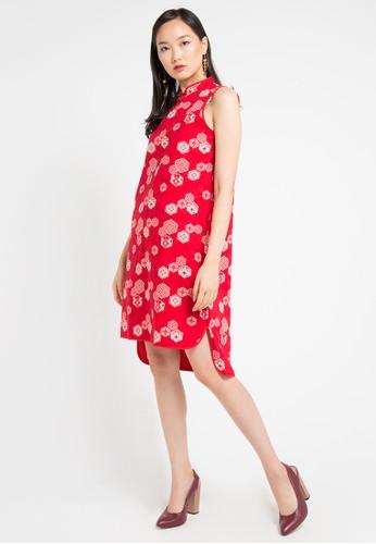 Jual Bateeq Sleeveless Cotton Print Dress Original