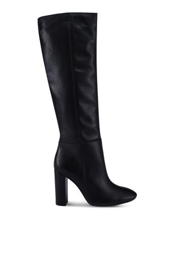 Buy Leder Mango Leder Buy High Leg Stiefel Online on ZALORA Singapore 061cdd