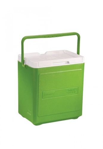 Coleman green 20 Can Portable Party Stacker Cooler 62511HL032D78EGS_1