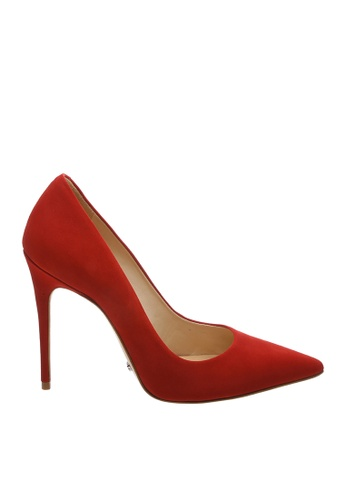 SCHUTZ red SCHUTZ Signature Pumps - HELLEN (TANGO RED) 29DE2SH1F498C7GS_1