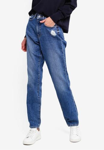 ONLY blue Divine Denim Jeans F7111AAB5212D1GS_1
