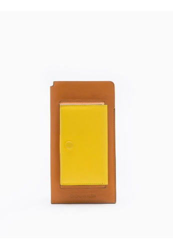 Calvin Klein Two-Toned Phone Sleeve With Card Case 5B18FAC44803B1GS_1