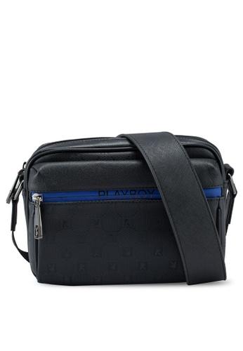 Playboy blue Sling Bag 32945AC9896813GS_1
