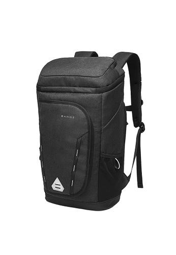Golden Wolf black Bange Apex Laptop Backpack EF0EDAC3BB0C18GS_1