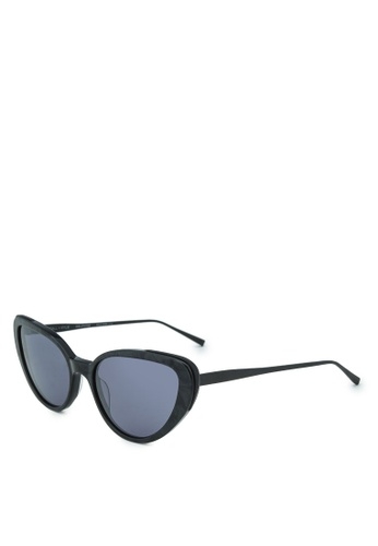 Kendall + Kylie navy Delphine Sunglasses 4A083GL667E88EGS_1