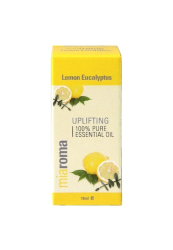 Holland & Barrett Miaroma Lemon Eucalyptus Pure Essential Oil 10ml A09CEES38374C2GS_1
