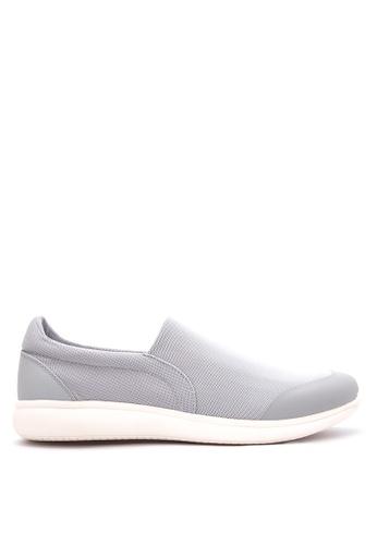Jump grey Geom Sneakers JU701SH20YZRPH_1