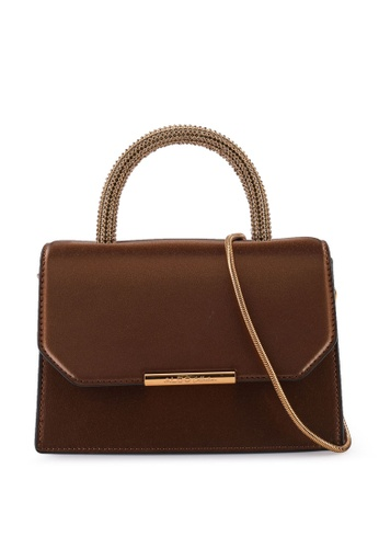 ALDO brown Caderissi Top-Handle Bag B132DAC1C37B07GS_1