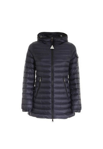 """Moncler navy Moncler """"Ments"""" Down Jacket in Navy 30B3BAAED3E845GS_1"""