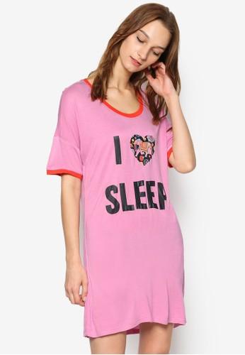 圖文設計睡袍, 服飾, 服esprit台北門市飾