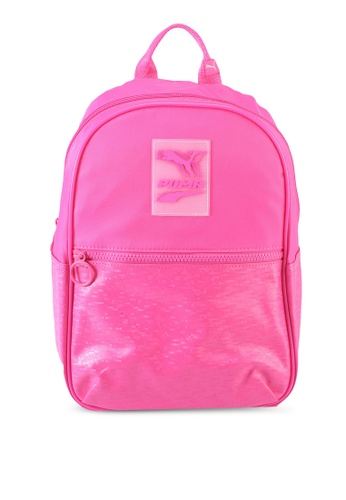 PUMA pink Prime Time Backpack 944C3AC4D362F9GS_1