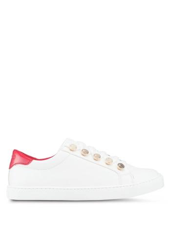 ALDO 白色 Aforelian 運動鞋 52E2CSH9B626E8GS_1