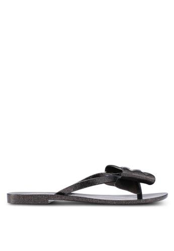 Melissa 黑色 Melissa Harmonic XIII Ad 拖鞋 9FCABSH2644226GS_1