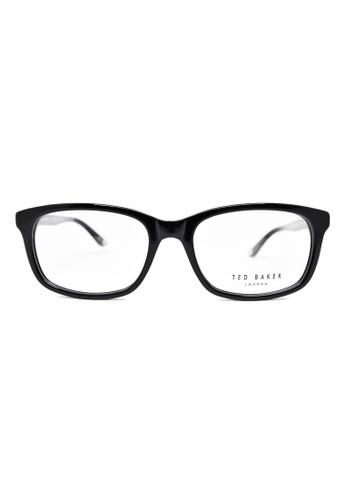 designer optical frames ewq2  Ted Baker Eyewear black Designer Optical Frames TE007AC34QDTSG_1