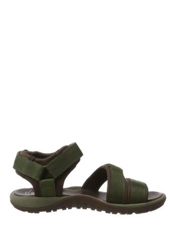 Aigle green Bilden Sandals R0805 37C7ASH04BEE79GS_1