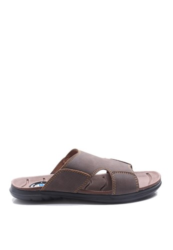 Dr. Kevin brown Dr. Kevin Men Casual Sandal 17201 - Brown DR982SH43AXGID_1