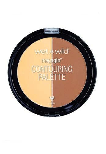 Wet N Wild multi Wet N Wild MegaGlo Contouring Palette - Caramel Toffee 29B4BBE5C8AD88GS_1