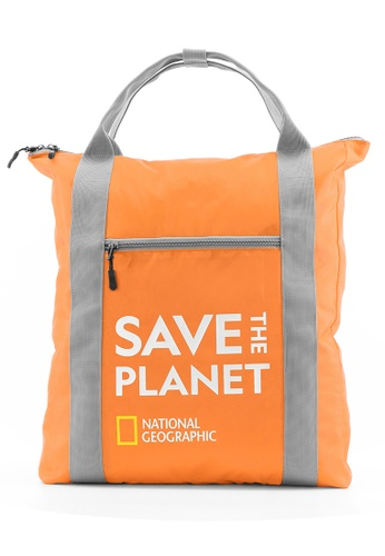 National Geographic orange National Geographic Jupiter Shopper Backpack Orange 7A73EACAA1928BGS_1