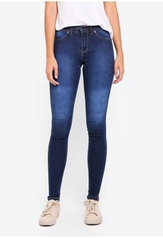 e42651543e9 Dr Denim blue Plenty Skinny Jeans 9C65AAA781E1A4GS 1