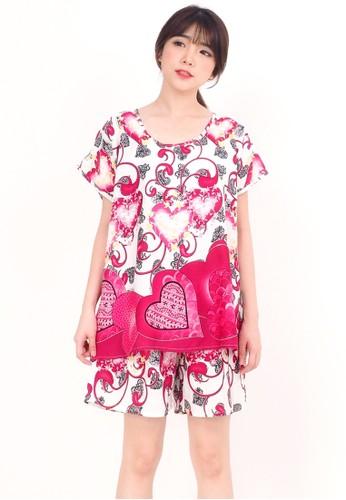 Pajamalovers Renne Red